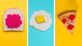 Если бы Из Лего Сделали Обычные Вещи