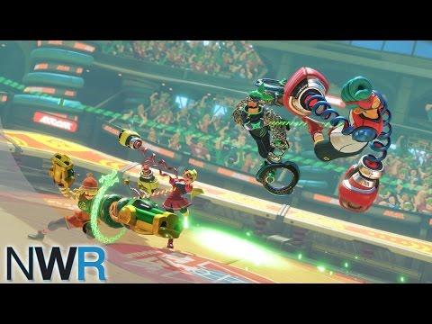 Nintendo News Report: A Call To ARMS