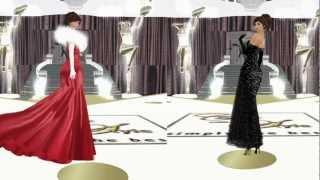 Ms Aeon Cristole Second Life Model