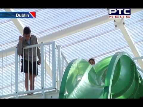 Child Thrown From Water Park Slide in Dublin
