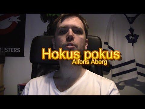 Recension av Hokus pokus Alfons Åberg (Swedish review)