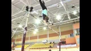 В Могилёве проходит Первенство РБ по спортивной гимнастике. 21 11 2014  4