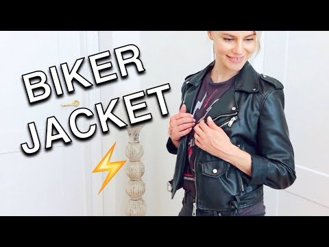 видео: Как выбрать кожаную куртку-косуху - Мастхевы современного гардероба