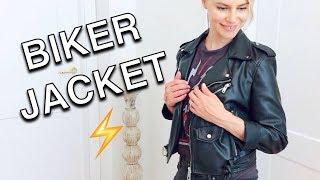видео Выбираем стильные кожаные куртки на Алиэкспресс