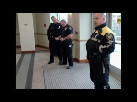 Hillsboro Police need a refresher course on the Law, and I don't mind giving it to them!