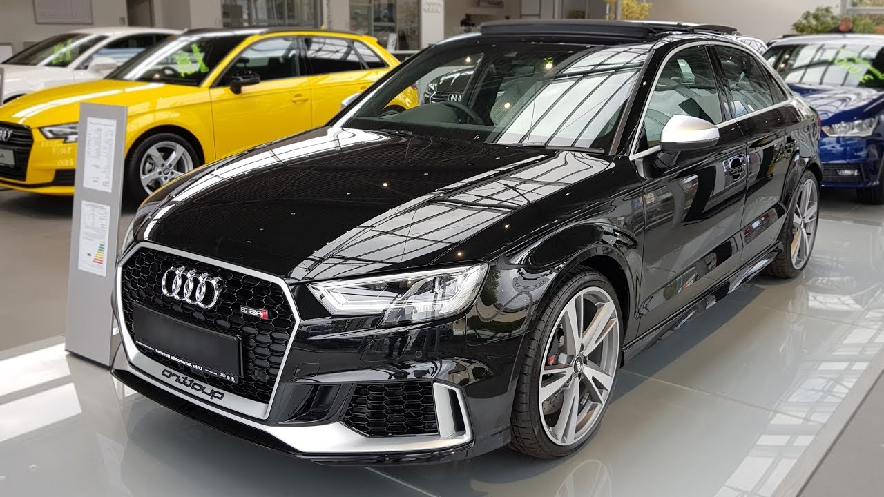 2018 audi rs3 limousine 2 5 tfsi quattro s tronic youtube. Black Bedroom Furniture Sets. Home Design Ideas