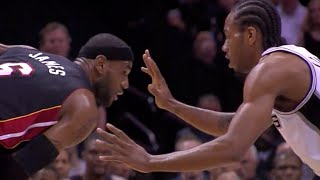 Kawhi Leonard locks down LeBron - 2014 Finals Game 5