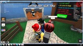 Roblox MM2: I hate beggars