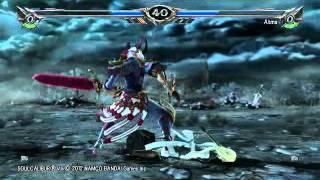 Soul Calibur V Creations: Nightmare vs. Natsu