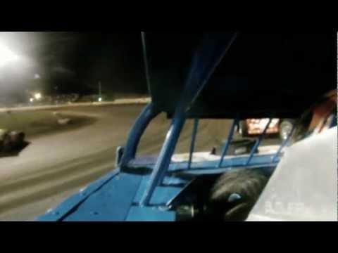 Brian Shirley Fairbury Speedway Prairie Dirt Classic Heat Race 9/15/12