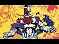 Superhero Origins: Cyborg mp3 indir