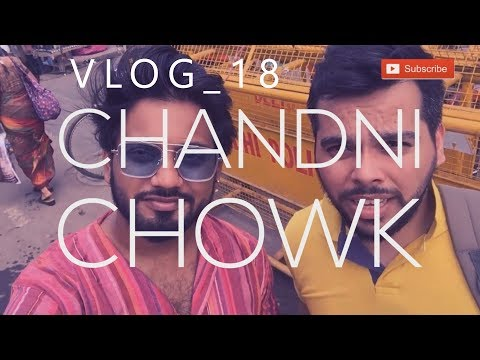 Chandni Chowk - Camera/Dslr Market(New Delhi) GST tax food