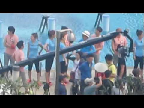 [fancam] SHINee Minho- Dream Team in Viet Nam 130319