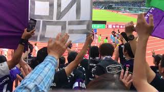 2018.4.28 V・ファーレン長崎vsサンフレッチェ広島 試合結果0-2(ティー...