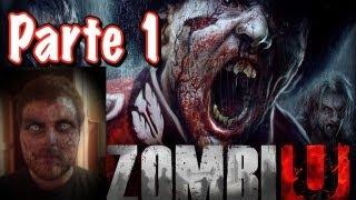 ZombiU - Parte 1 - Español (WiiU)