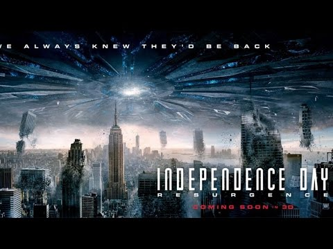 Un vaisseau plus grand que la Terre ? WTF ! #Independence day 2 streaming vf