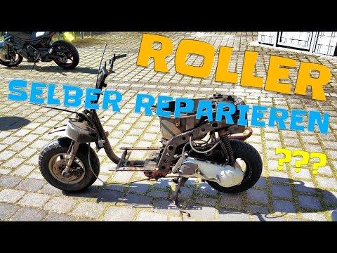 Roller selber reparieren??? | bizzybest