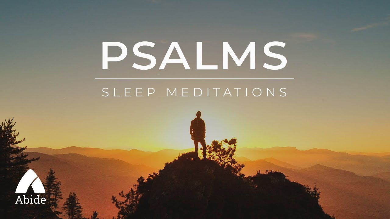 Guided Christian Meditation from Psalms (8 hours) - YouTube