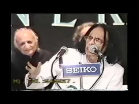 Jaun Elia Mushairah Part -1 Jashan e Kaifi Azmi Dubai (HD)