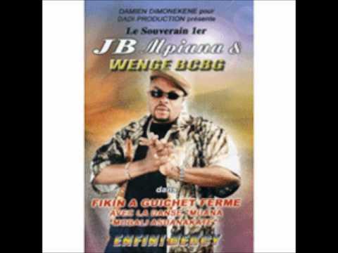 J.B. Mpiana & Wenge B.C.B.G. - Danico (Live au Zenith '99)