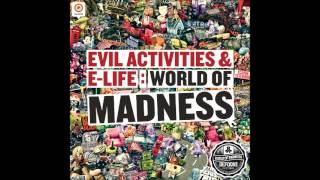 Evil Activities & E-Life - World of Madness (Defqon.1 2012 O.S.T)