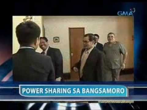 Saksi: Power Sharing annex sa Bangsamoro Framework Agreement, bigong mapirmahan