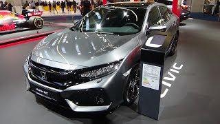 2019 Honda Civic 1.5 VTEC Turbo Sports Plus - Exterior and Interior - IAA Frankfurt 2019