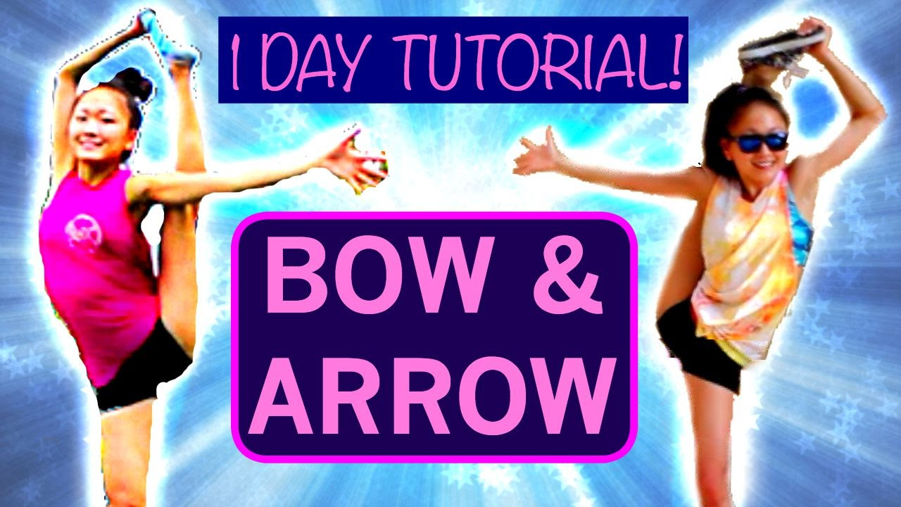 How To Bow Arrow In One Day