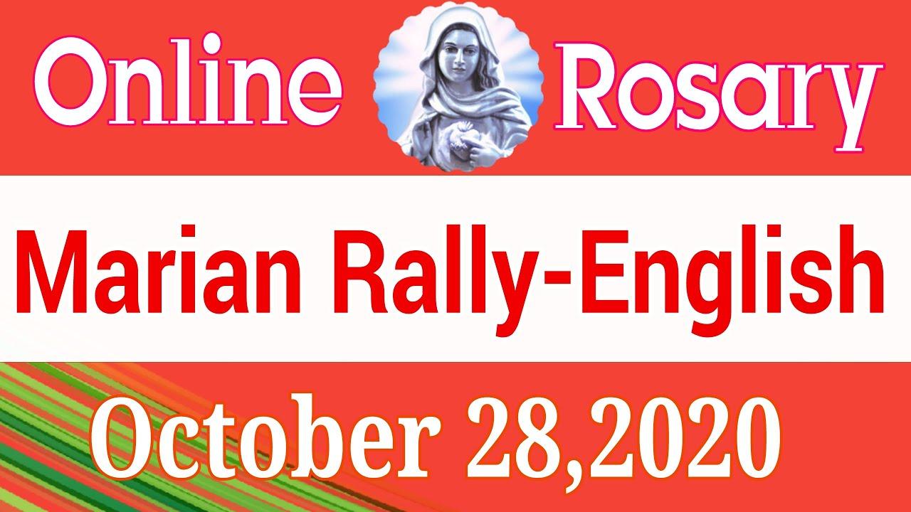 Download Marian Rally English-Live  from Kreupasanam Marian Shrine,Kalavoor,Alappuzha,Kerala,South India