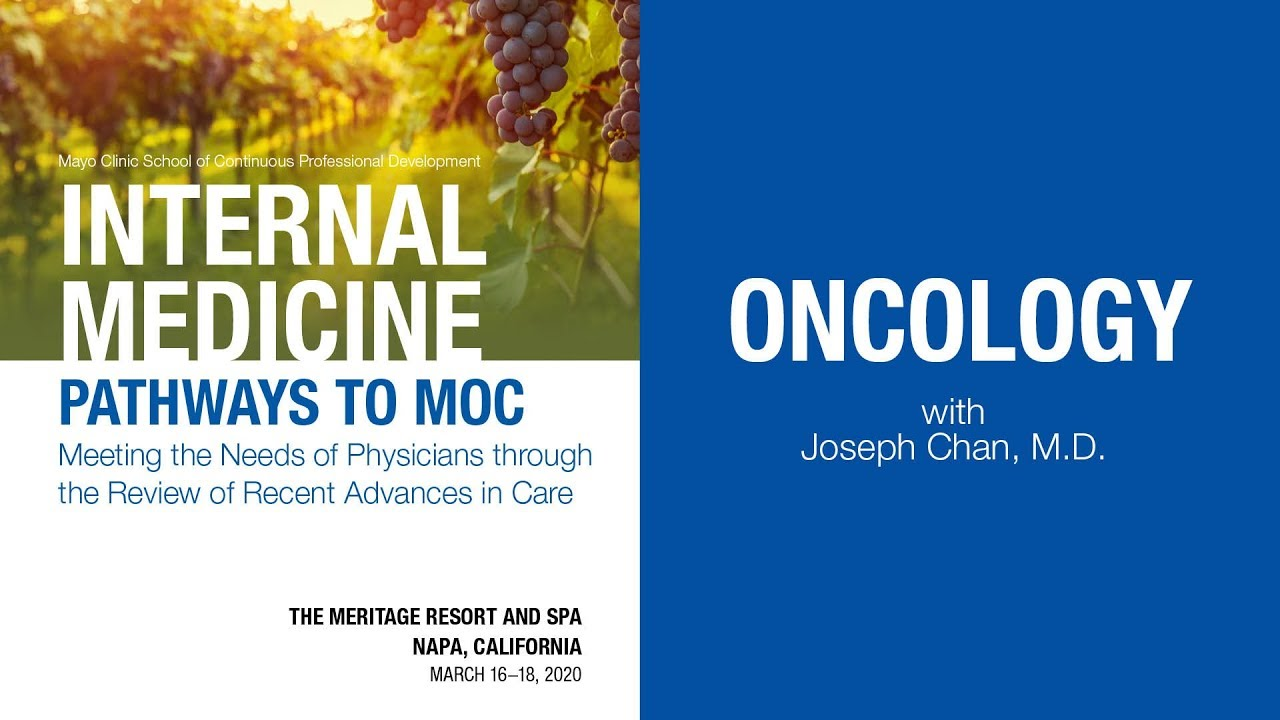 CME Preview: Internal Medicine Pathways to MOC
