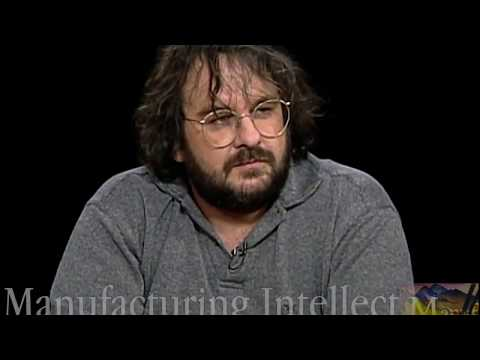 "Peter Jackson, Elijah Woods and Viggo Mortensen interview on ""Lord of the Rings"" (2002)"