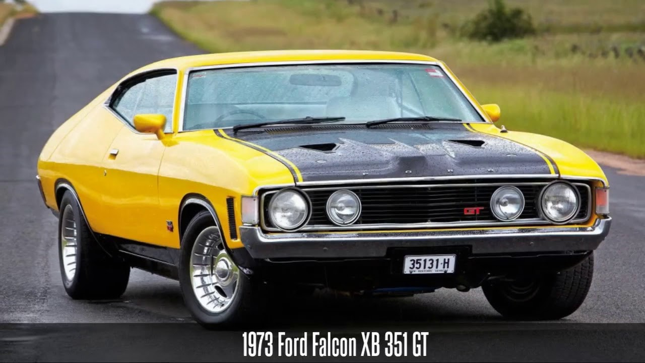 Top 10 Aussie Muscle Cars - Sean Buckley Ultra Tune - YouTube