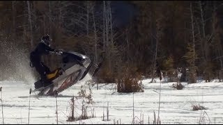 540 Monster elan Wheelies Modified snowmobile