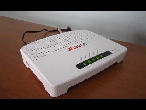 Modem ADSL wifi sempre acceso non si rovina