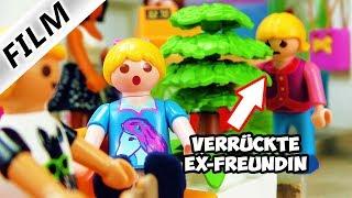 Playmobil Film Deutsch PHILIPPS EX-FREUNDIN VERFOLGT HANNAH IM SHOPPING-CENTER! Familie Vogel