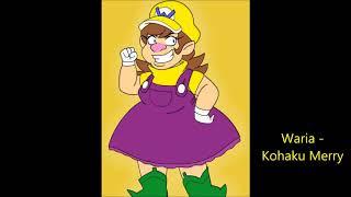 Super Mario Genderbent ~ Ievan Polkka Resimi