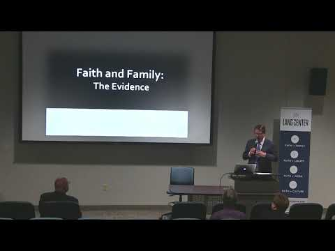 2017-10-19 Land Center Lecture -  W.  Bradford Wilcox