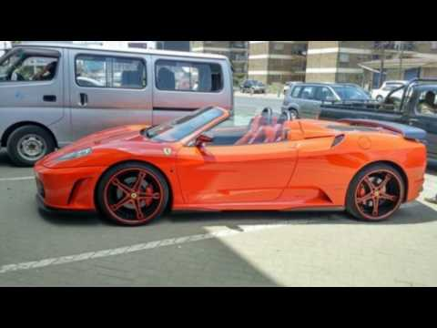 Top 17 Most Expensive Cars We Have Ever Seen On The Streets Of Kenya