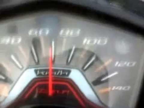 Tes top speed xeon gt part 1