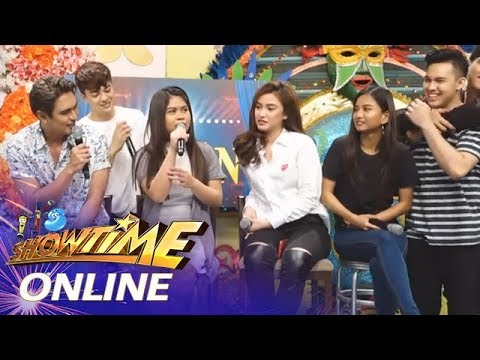 It's Showtime Online: Abigail Dream Damaso shares how she started singing