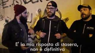 Torino Local Scene - Red City Radio, Perdition - INTERVIEW (sub ita)