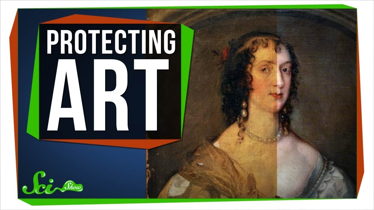 How Scientists Protect the World's Most Famous Art