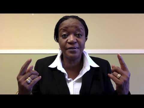 Zainab Bangura - UN Representative - IWHHR