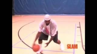 God Shammgod Dribbling Video, courtesy of Slam