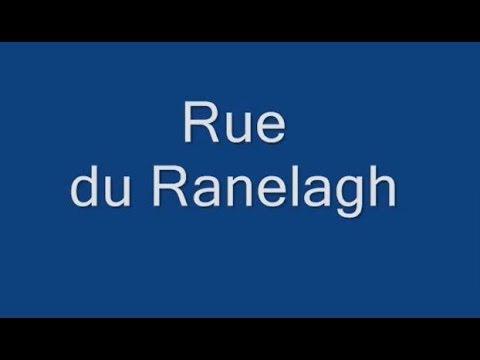 Rue du Ranelagh Paris  Arrondissement  16e