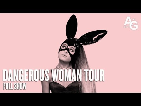 Ariana Grande - Dangerous Woman Tour Chile (Full Show)