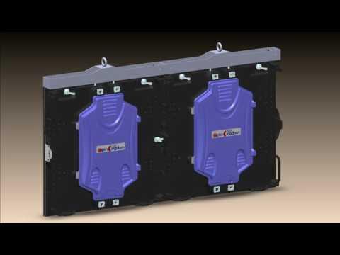 Outdoor rental led display screen--optokingdom