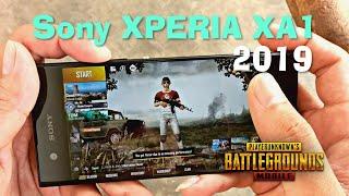 sony Xperia XA1 PUBG Testing