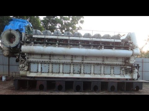 STORK WERKSPOOR 9TM410 ENGINE - Nabeel Marine Trading