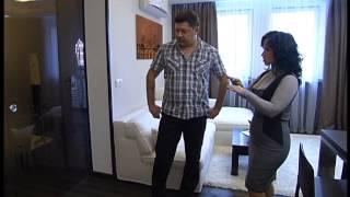 видео Интерьер квартиры-студии